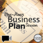 Business Plan Session with FEATUREDphotog